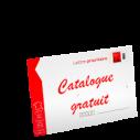 Recevez votre catalogue gratuit